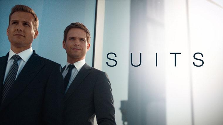 Serien-Tipp: Suits läuft ab Freitag auf VOX SUITS_vox