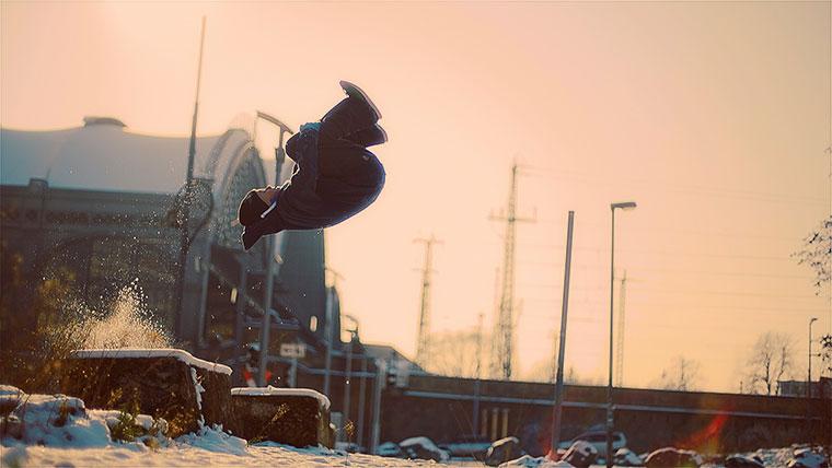 Schnee Running Schnee_Running