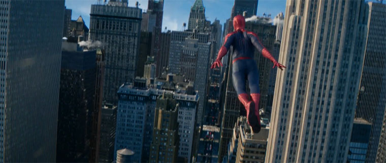 The Amazing Spider-Man 2: Final Trailer Spider-Man2_final_trailer