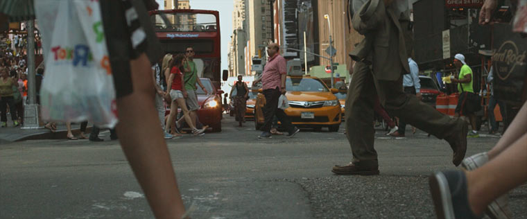New York City in Superzeitlupe Streets_NYC