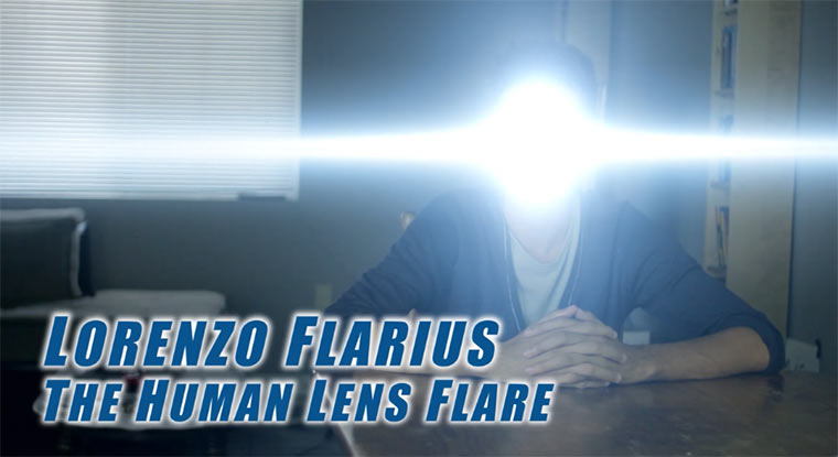 Star Trek: The Human Lens Flare