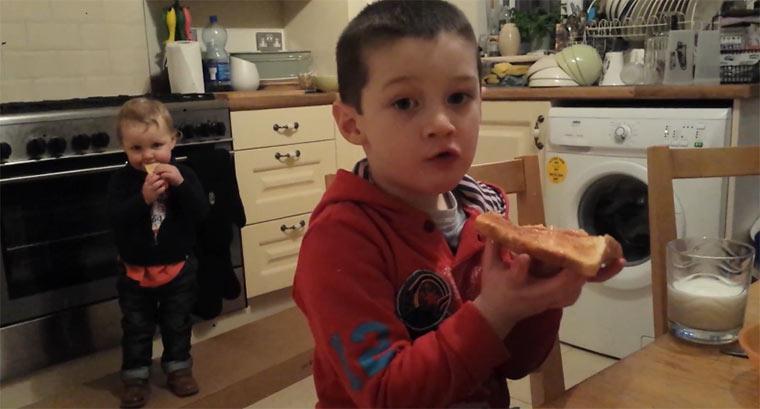 Kindliche Aufmerksamkeitsverteilung The_ice-cream-van