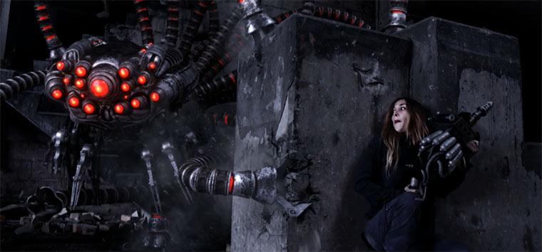Matrix-Fanfilm: Trickster Trickster