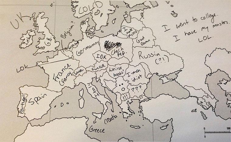 Wenn Amerikaner Europa beschriften USA_Europe_map_03