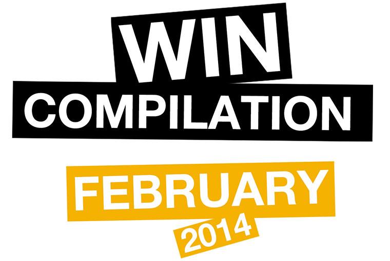 WIN Compilation - Februar 2014