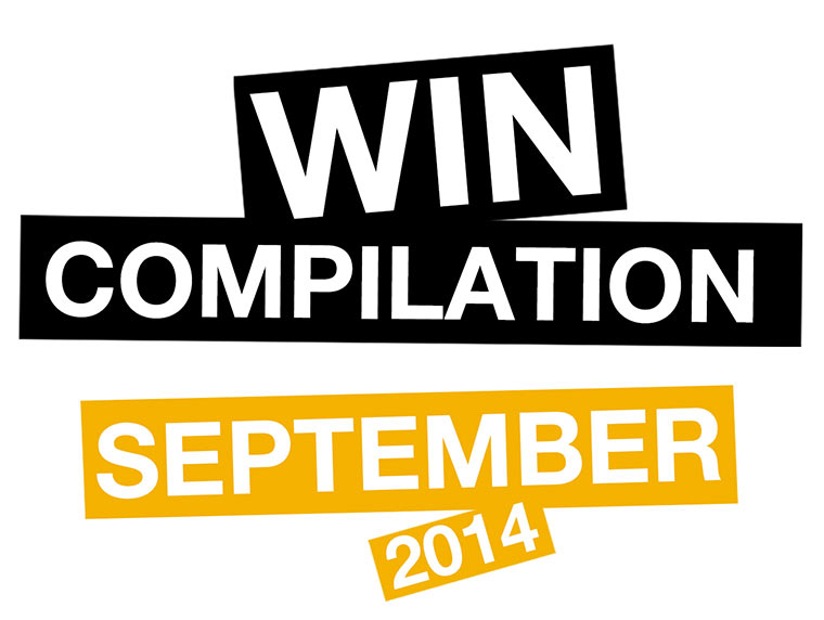 WIN Compilation - September 2014