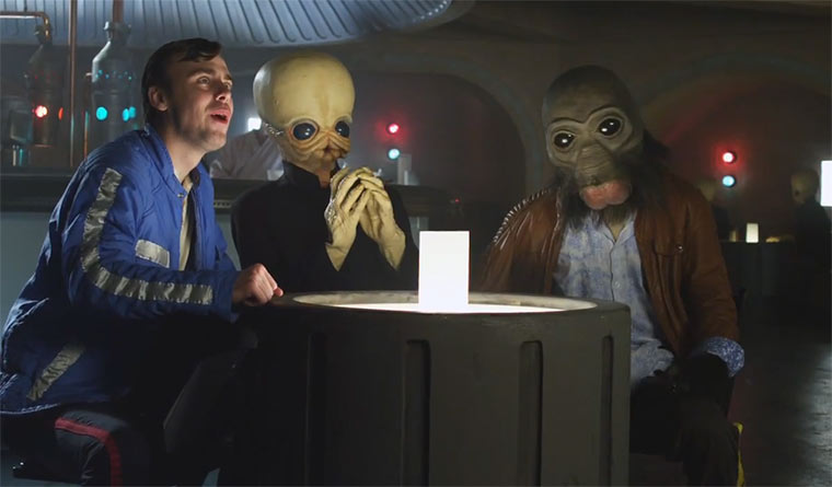 Cantina Band Auditions