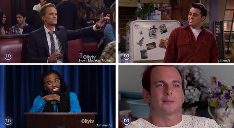 Catchphrases von Seriencharakteren catchphrases