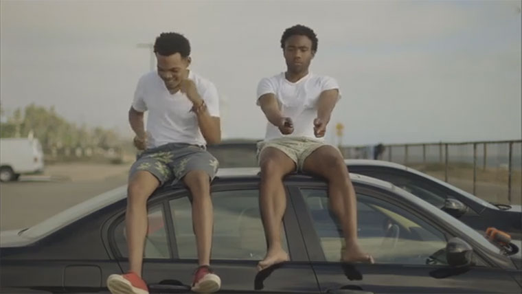 Childish Gambino ft. Chance The Rapper - The Worst Guys