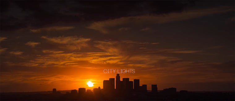 Los Angeles Timelapse: City Lights citylights