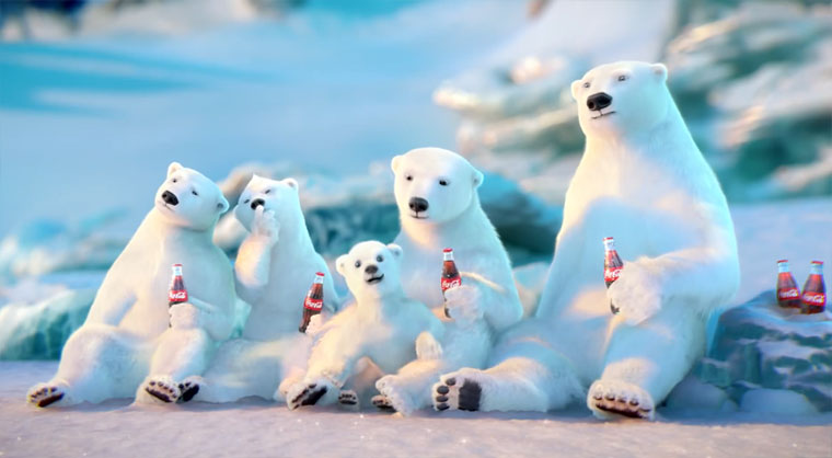 Coke lässt die Polarbären los! coke_polarbaeren