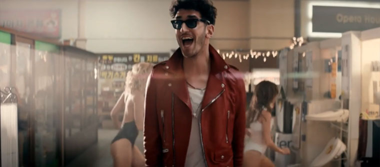 Chromeo ft. Toro y Moi - Come Alive come-alive