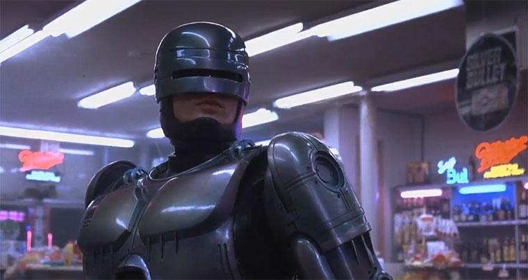 Eclectic Method - Robocop