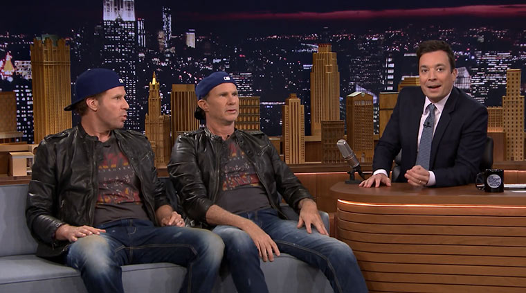 Will Ferrell vs. Chad Smith