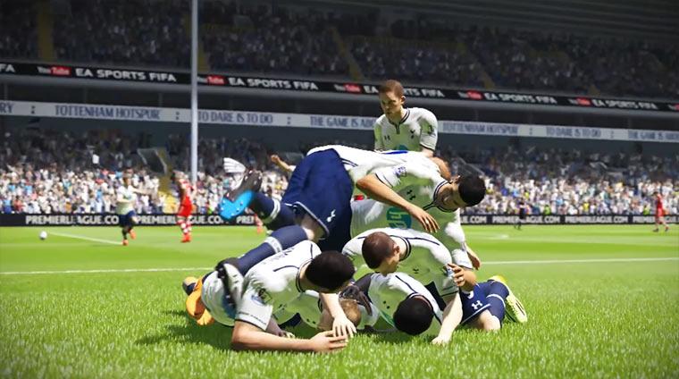 Fifa 15: Spielverlaufsabhängige Emotionen