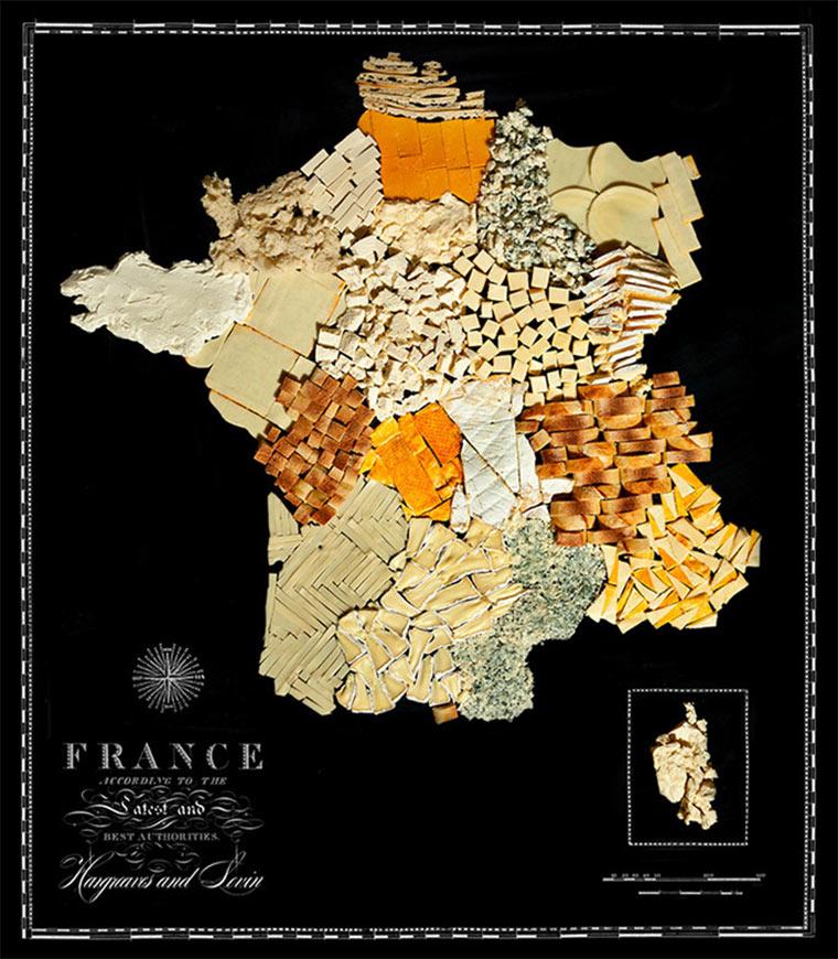 Landkarten aus Essen food_maps_01