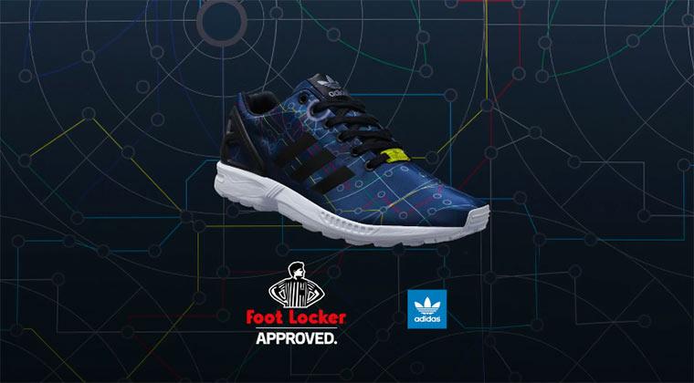 Modern Camouflage-Style: Adidas Zx Flux footlocker_adidas_Zx-Flux_02