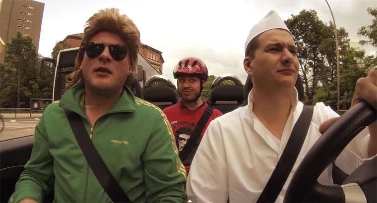 Ralf Petersen ft. Hack Norris - Alles wird aus Hack gemacht hackvideo