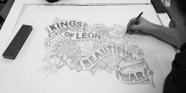 Making of eines Kings of Leon-Covers kingsofleon_beautiful_war