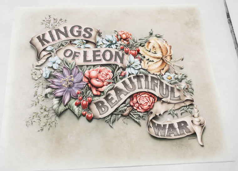 Making of eines Kings of Leon-Covers kingsofleon_beautiful_war2