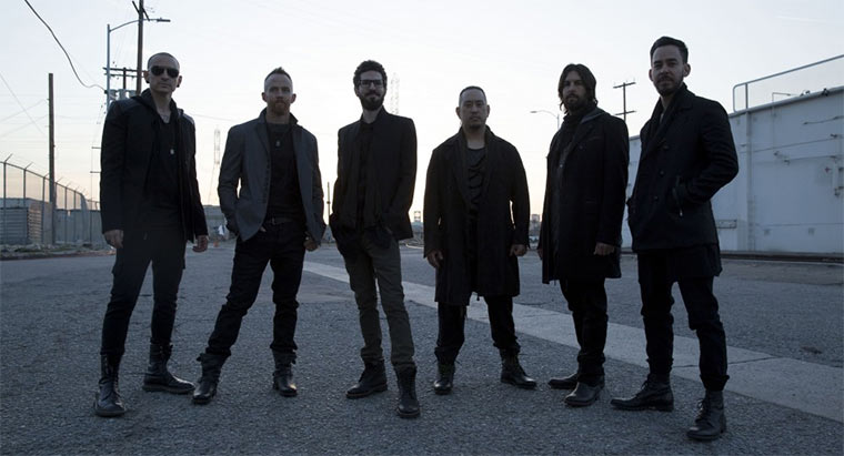 Linkin Park - The Hunting Party linkin_park