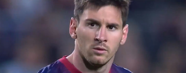 Alle Tore von Lionel Messi