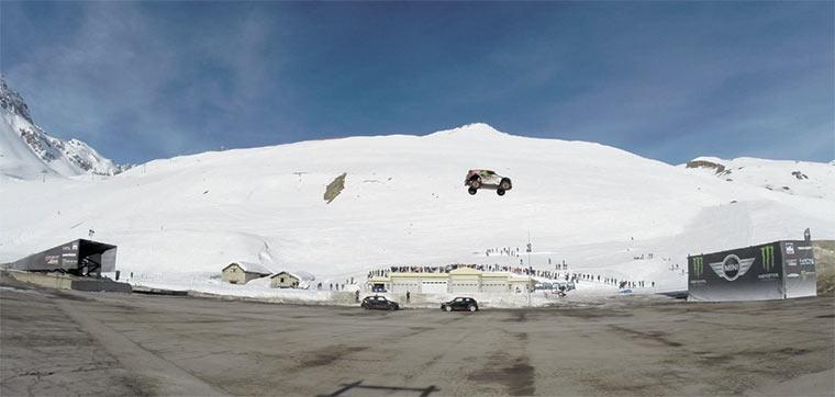 Missglückter Weitsprung-Rekordversuch longest_jump_story