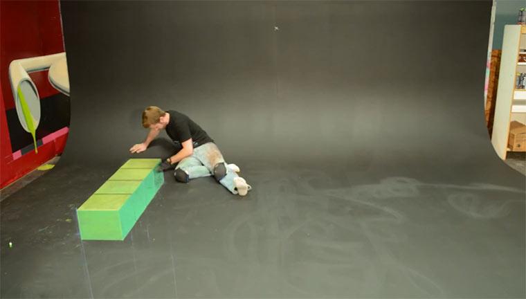 Snake 3D-Kreide-Stopmotion snake_3D_chalk