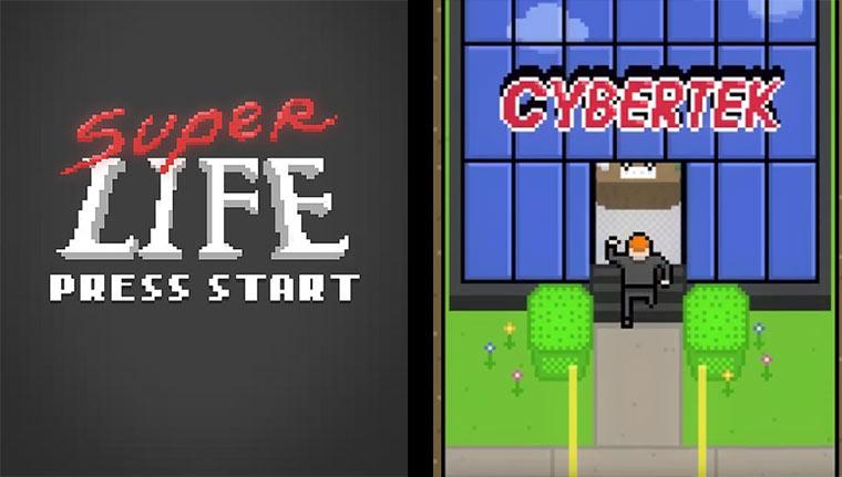 Das Leben als Videospiel superlife