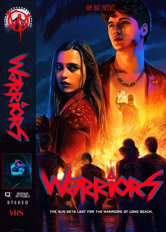 Fan-Trailer zu The Warriers-Remake the-warriors_02