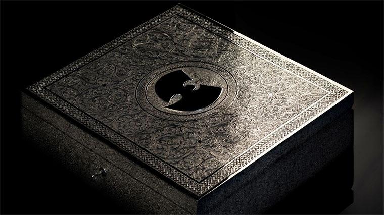 Wu-Tang Clan-Album auf 1 Stück limitiert thewu2