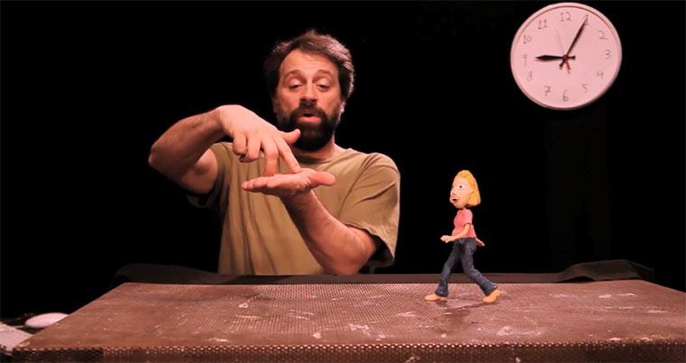 Stopmotion: wie lässt man eine Figur laufen?