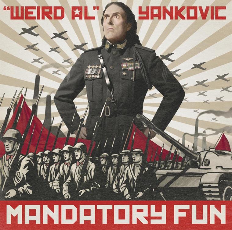 Weird Al Yankovic parodiert sie alle