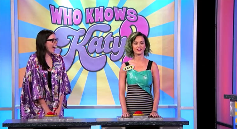 Katy Perry vs. Katy Perry-Überfan