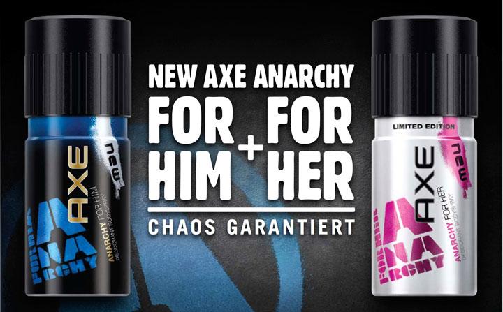 Chaos garantiert - das neue AXE Anarchy AXE_Anarchy_04