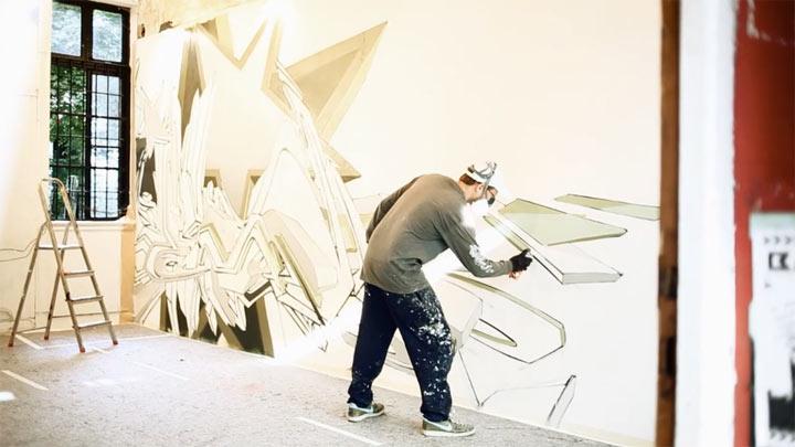 Dokumentation: Alltag von Graffiti-Artist DAIM Alltag_von_DAIM2