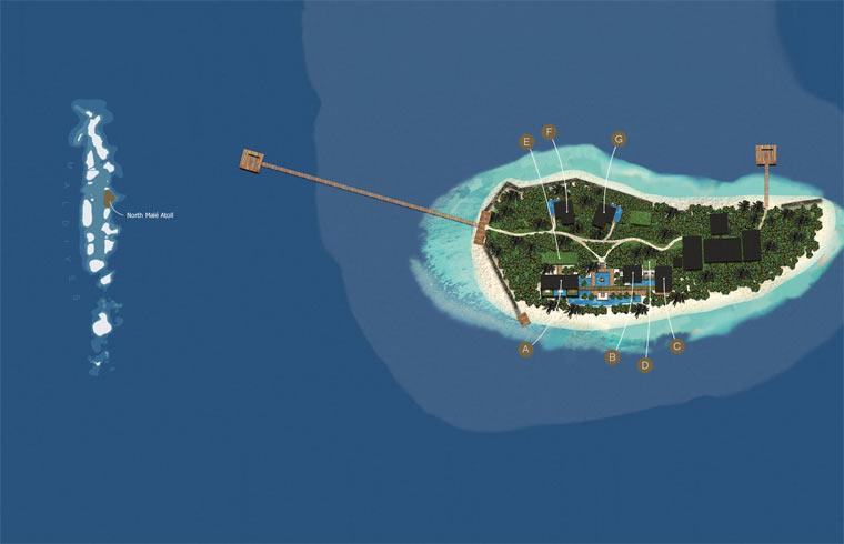 Wie wär's mit einer Privatinsel auf den Malediven? Coco_Prive_08