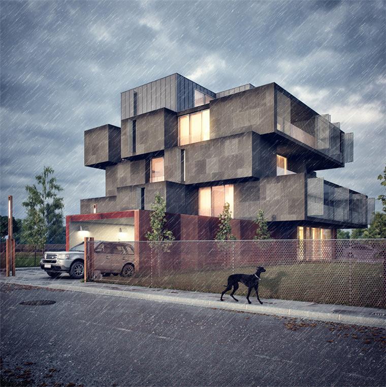 Architektur: Mobius Mobius_07