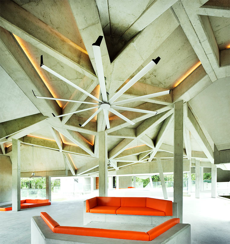 Architektur: Stamp House