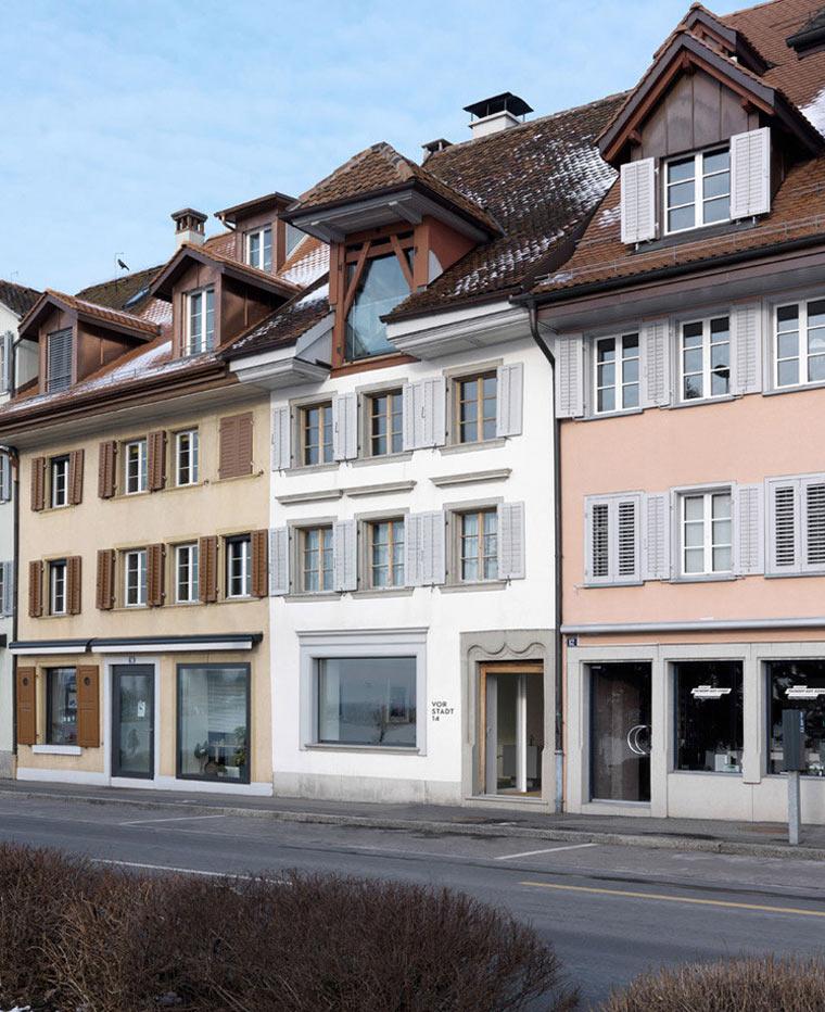 Architektur: Vorstadt 14 Vorstadt14_02