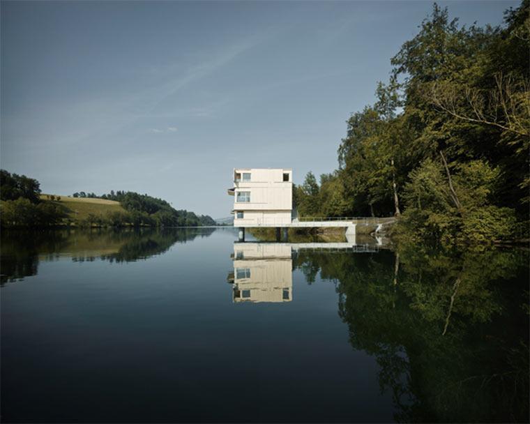 Architektur: Zielturm Rotsee Zielturm_Rotsee_03