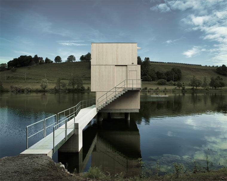 Architektur: Zielturm Rotsee Zielturm_Rotsee_07