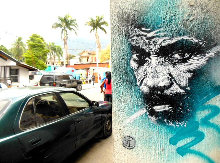 Neues von Street Artist C215 C215_2014_05