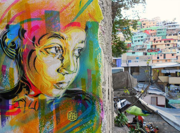 Neues von Street Artist C215 C215_2014_06