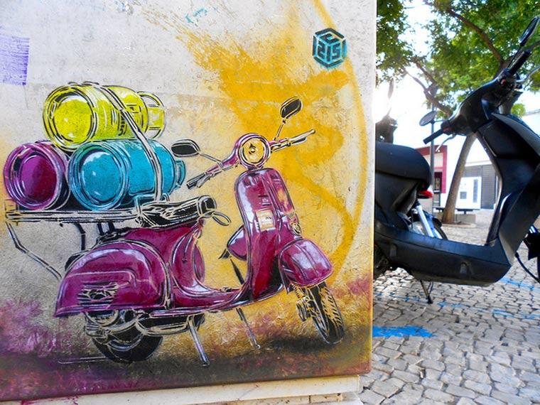 Neue Murals von Street Artist C215 C215_2_05