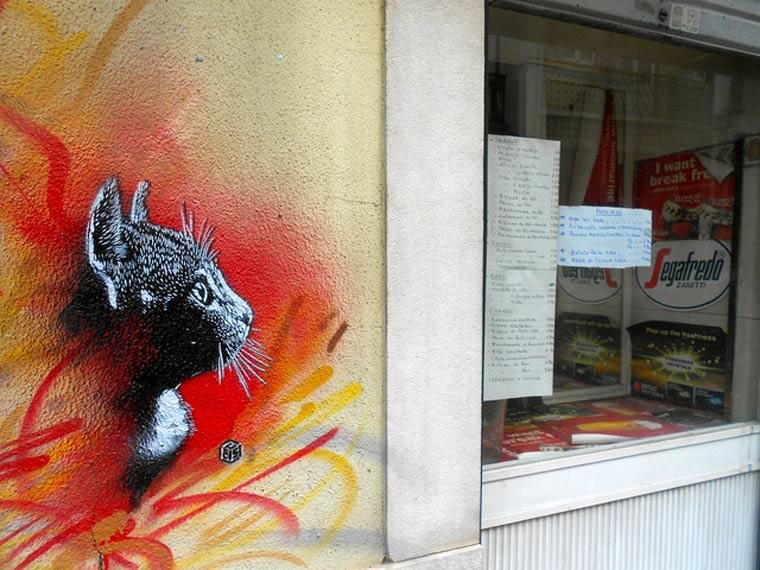 Neue Murals von Street Artist C215 C215_2_07
