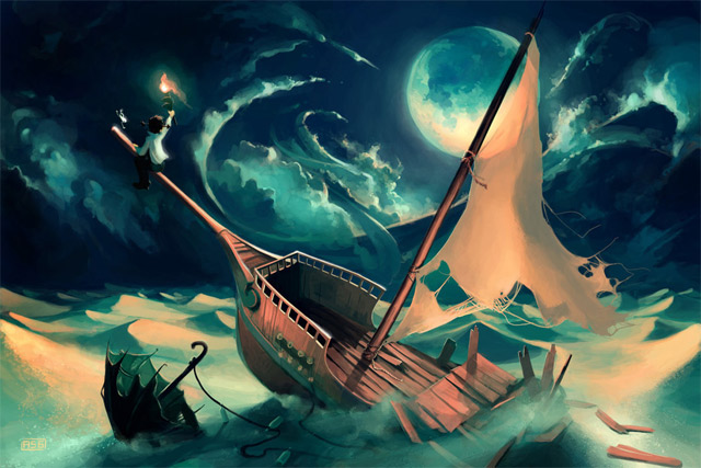 Digital Paintings: Cyril Rolando Cyril_Ronaldo_11