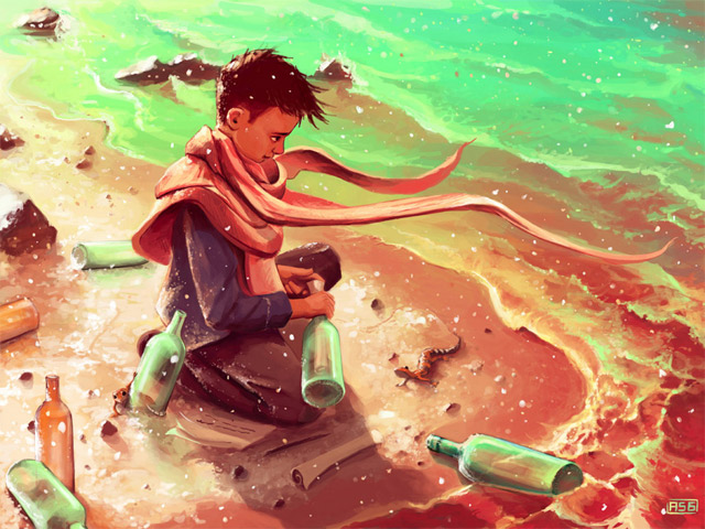 Digital Paintings: Cyril Rolando Cyril_Ronaldo_12