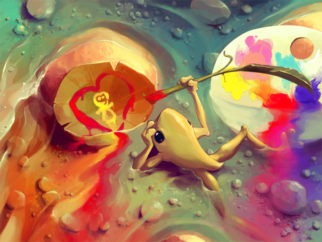 Digital Paintings: Cyril Rolando Cyril_Ronaldo_13