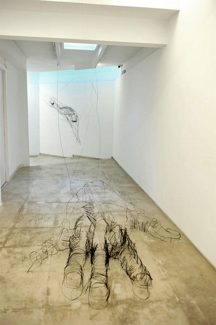 skizzierte Drahtskulpturen David_Oliveira_05